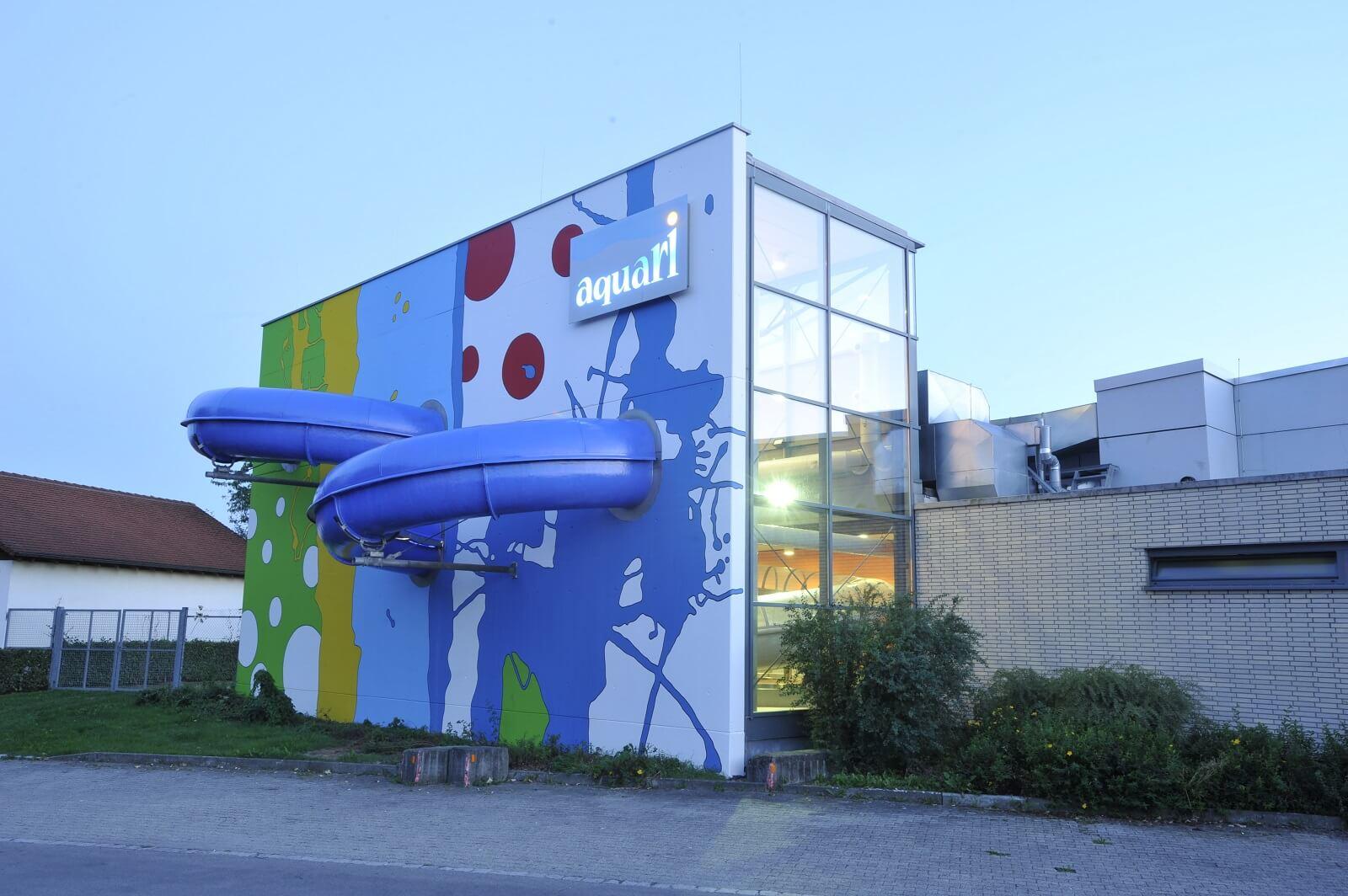 Frontseite aquari